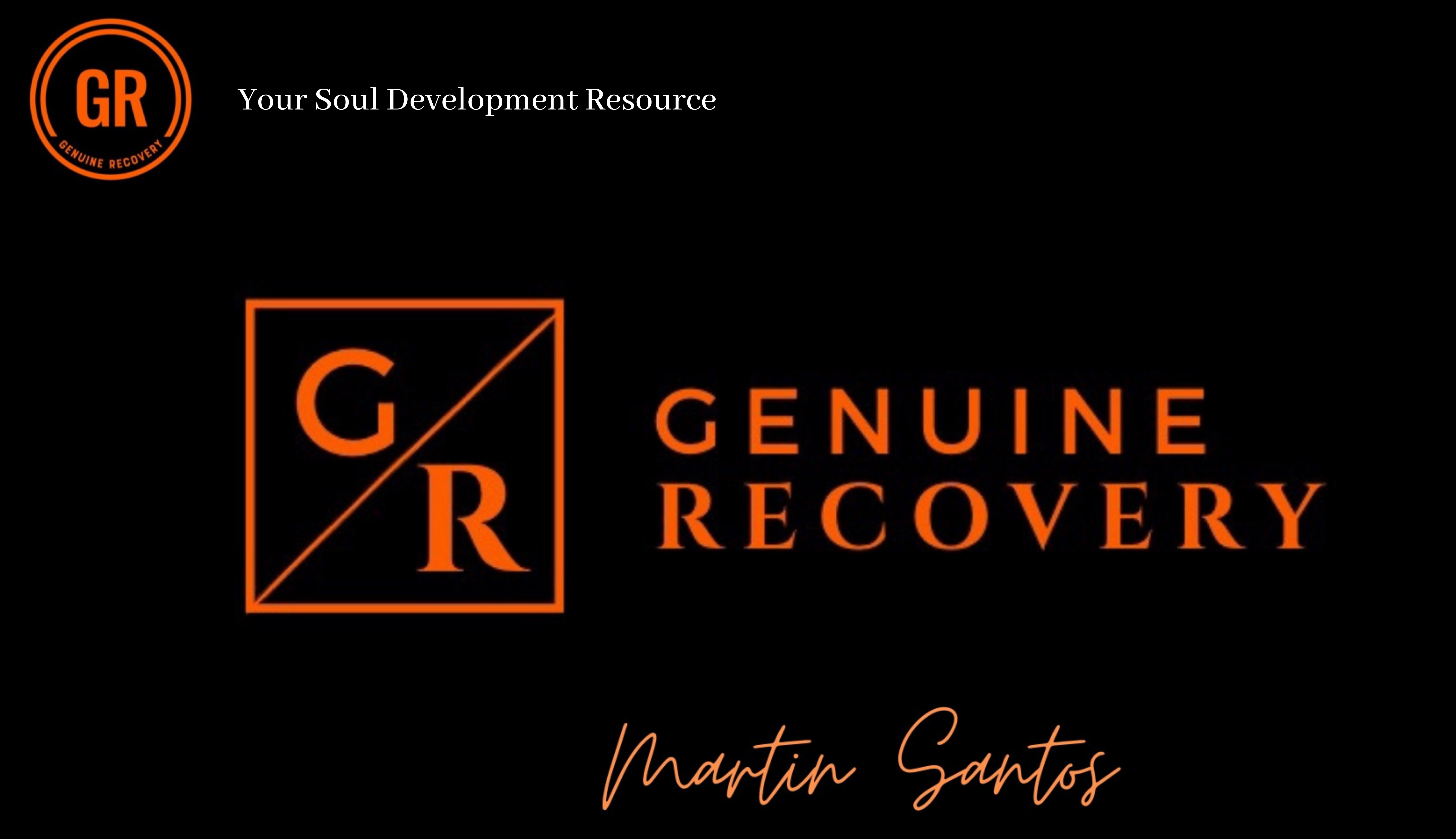 GENUINE RECOVERY LEARNING  ORGANIZATION
